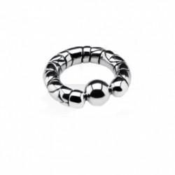 Žiedo formos auskaras