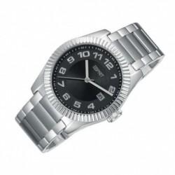 Esprit ES103581005 Vestigo Silver Black vyriškas laikrodis