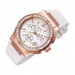 Esprit Phorkyra Rose White moteriškas laikrodis