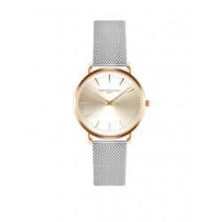 Moteriškas laikrodis Annie Rosewood metaline apyranke